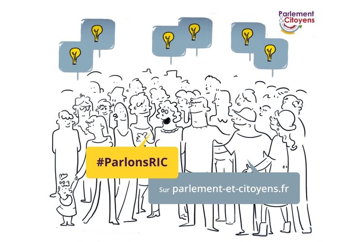 #ParlonsRIC (référendum d'initiative citoyenne)