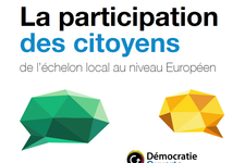 Conférence - La participation des citoyens